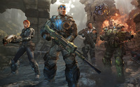 Gears of War: Judgment [3] wallpaper 1920x1080 jpg
