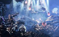Gears of War ultimate battle wallpaper 1920x1200 jpg