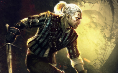 Geralt - The Witcher 2: Assassins of Kings wallpaper
