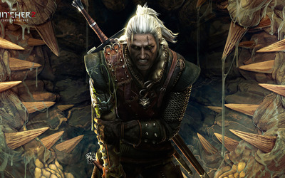 Geralt - The Witcher 2: Assassins of Kings [2] wallpaper