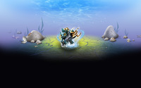 Gill Grunt - Skylanders: Giants wallpaper 1920x1080 jpg