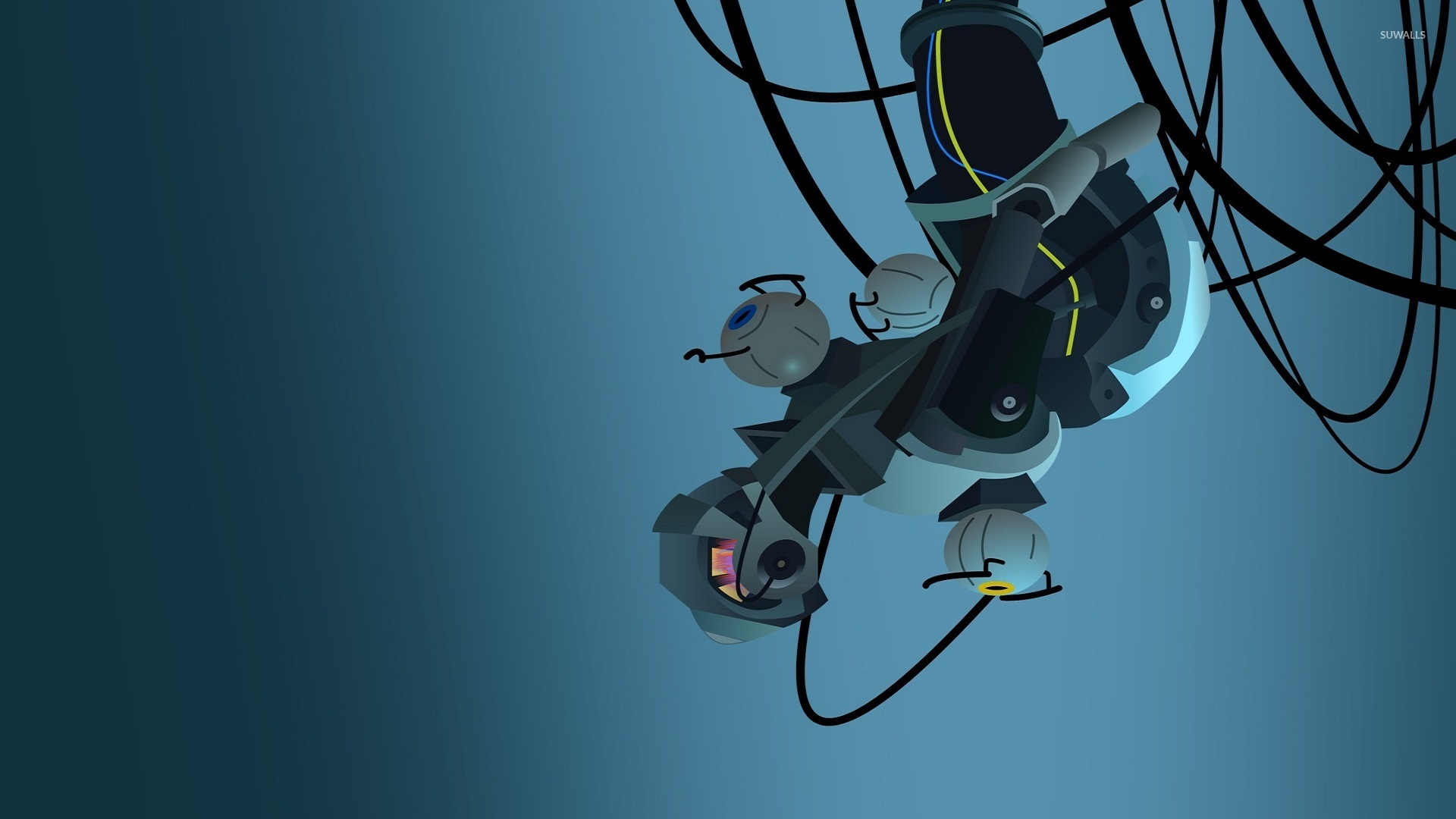 Glados Portal 2 Wallpaper Game Wallpapers 43776