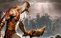 God of War 2 wallpaper 1920x1080 jpg