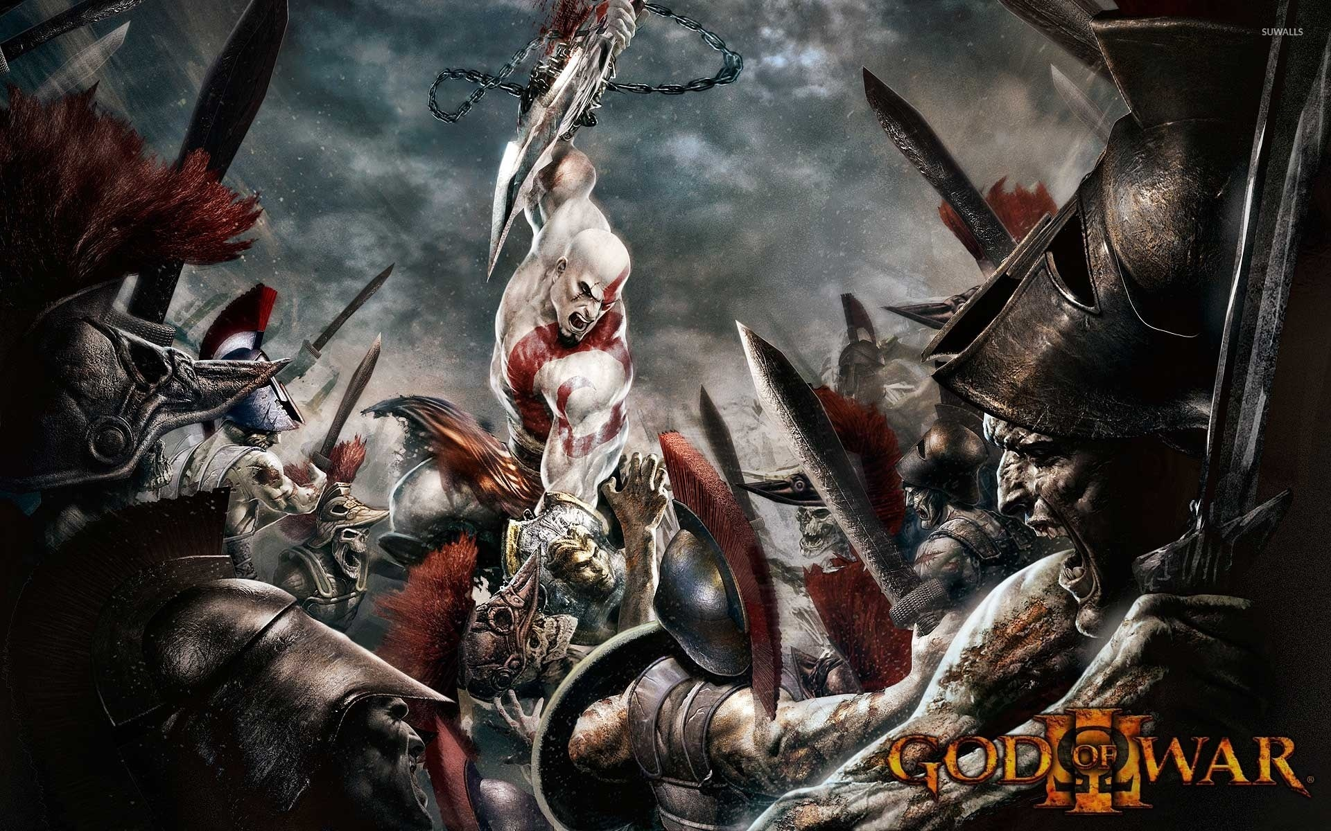 God Of War 3 2 Wallpaper Game Wallpapers 1668