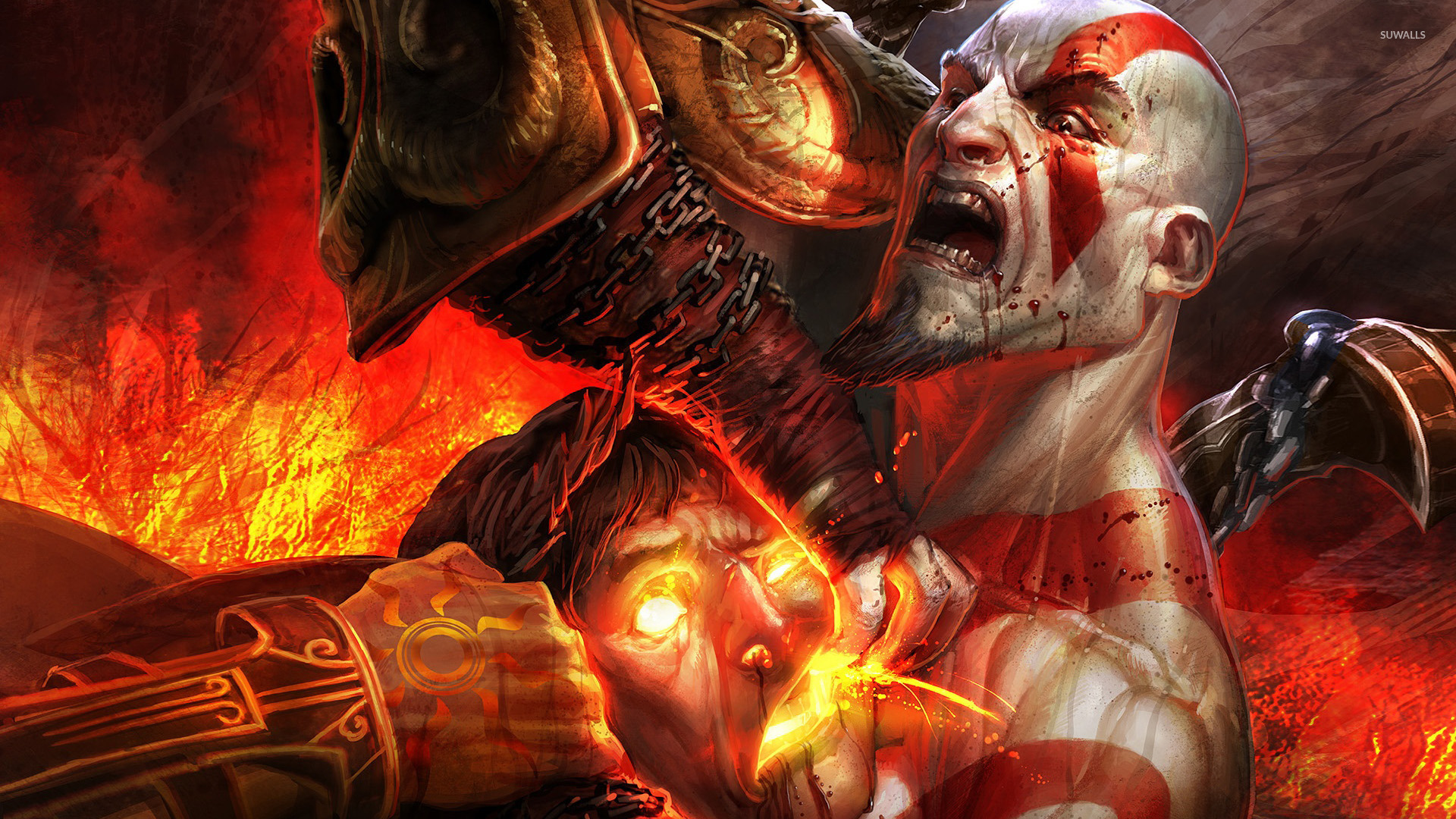 God Of War 3 Wallpaper Game Wallpapers 784
