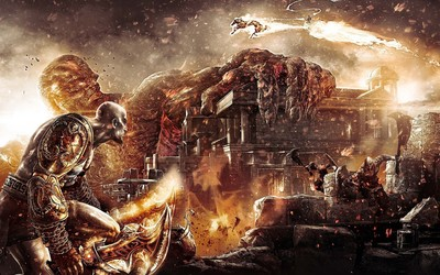 God of War [3] wallpaper