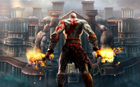 God of War wallpaper 1920x1200 jpg