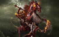 God of War [2] wallpaper 1920x1200 jpg
