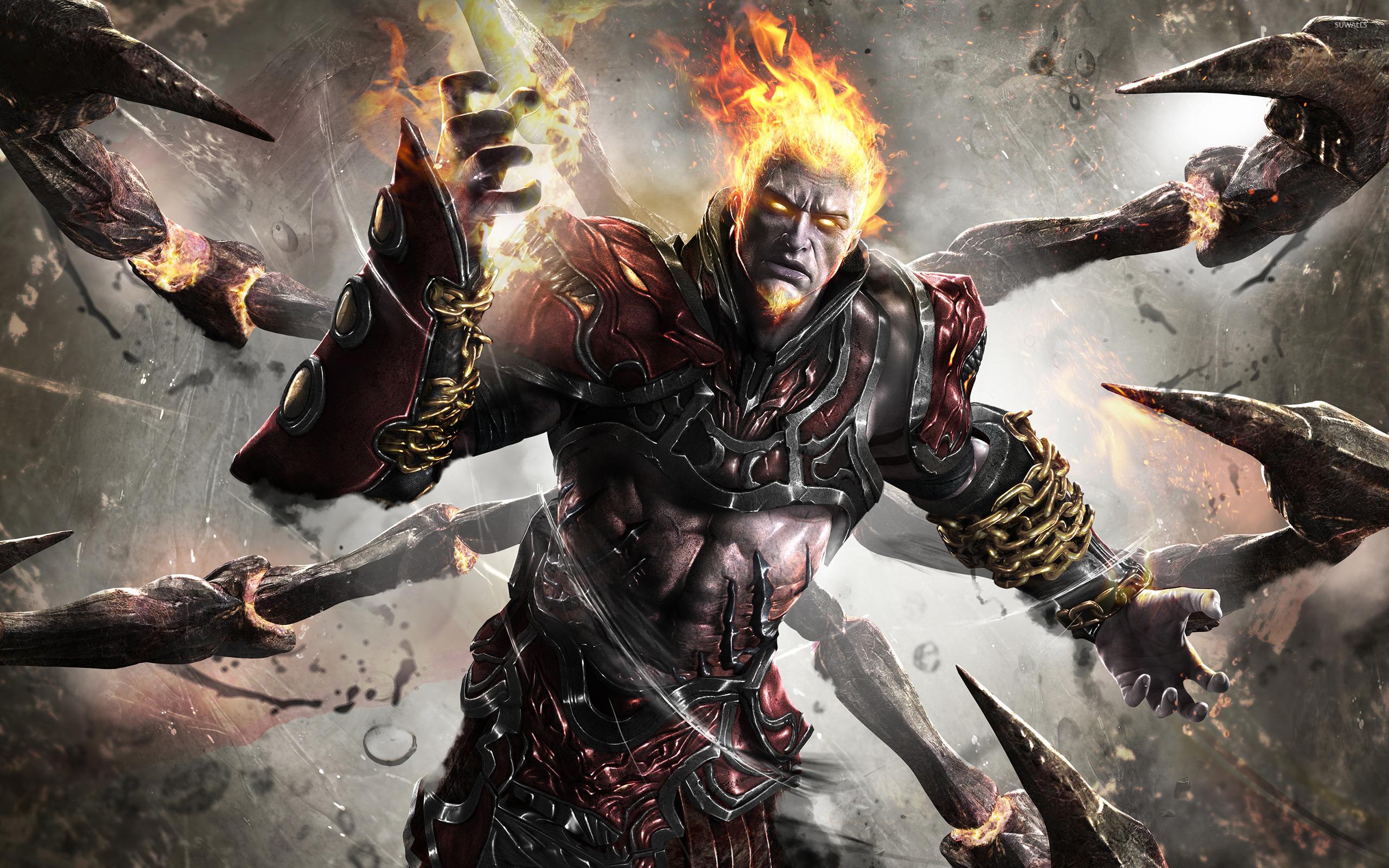 God Of War Ascension Wallpaper
