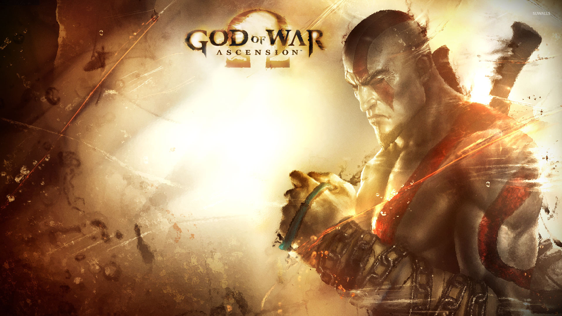 God of War: Ascension [2] wallpaper - Game wallpapers - #40804