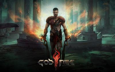 Godfire: Rise of Prometheus wallpaper