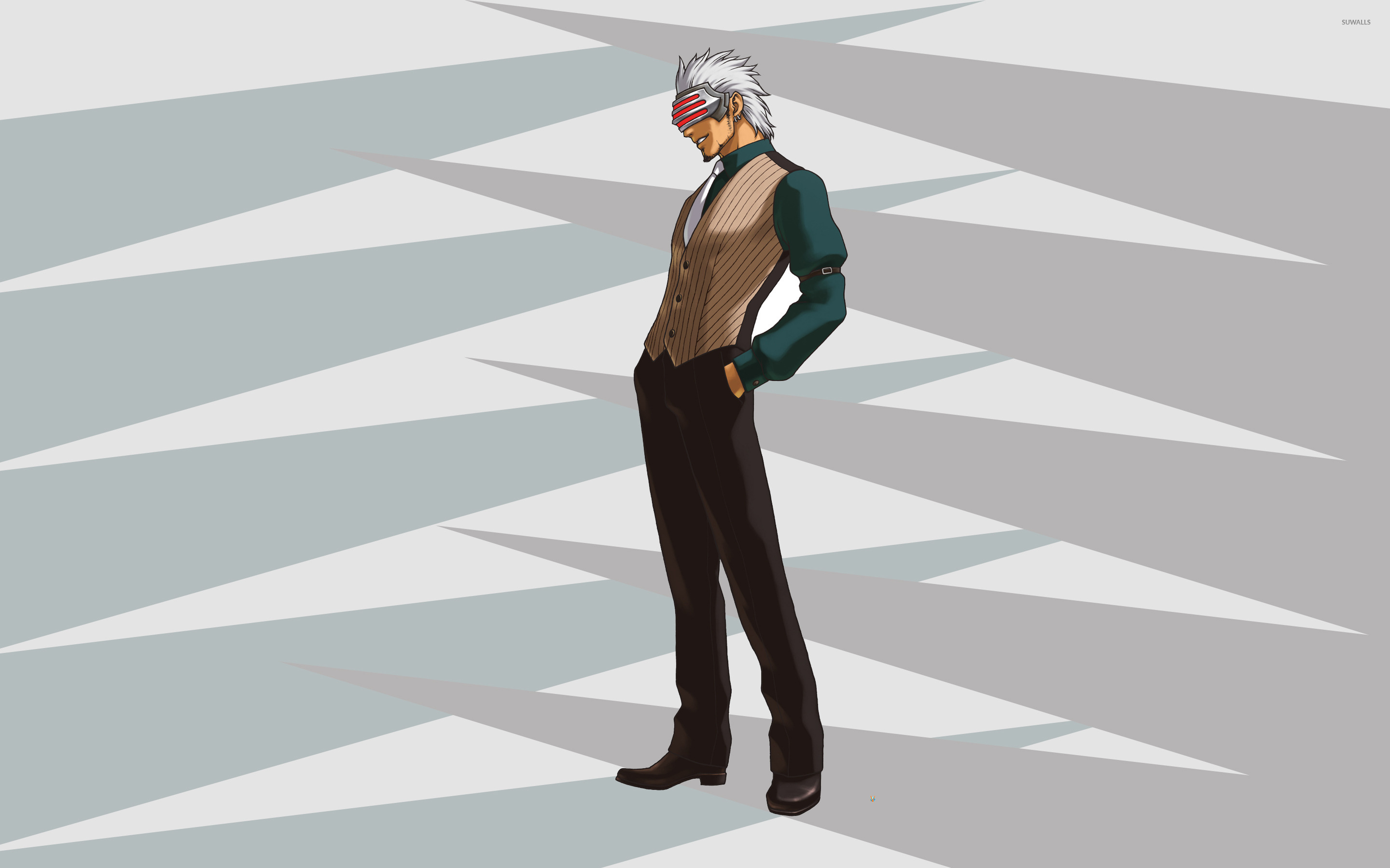 Godot Phoenix Wright Ace Attorney Wallpaper Game Wallpapers