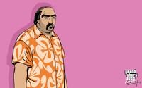 Gonzales in a hawaiian shirt wallpaper 2880x1800 jpg