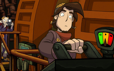 Goodbye Deponia [8] wallpaper