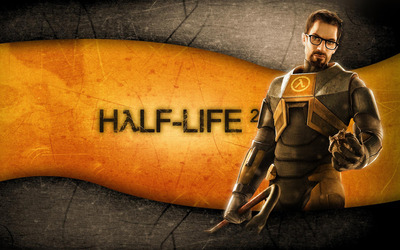 Gordon Freeman - Half-Life 2 [4] wallpaper
