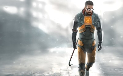 Gordon Freeman - Half-Life 2 [6] wallpaper