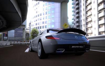 Gran Turismo 4 wallpaper