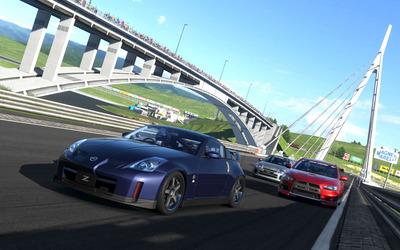 Gran Turismo 5 [2] wallpaper