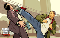 Grand Theft Auto: Chinatown Wars wallpaper 2560x1600 jpg