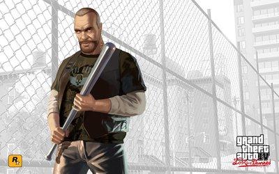 Grand Theft Auto IV [3] wallpaper