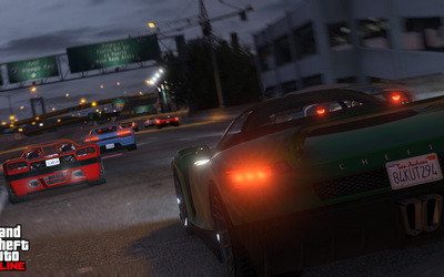 Grand Theft Auto Online wallpaper