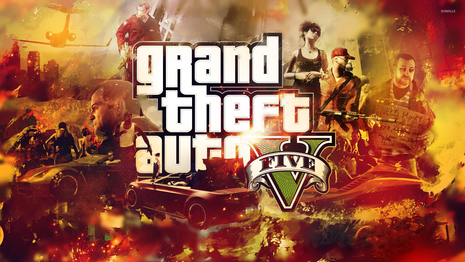grand 5 game