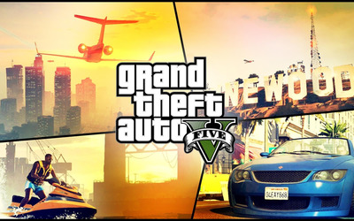 Grand Theft Auto V [7] wallpaper