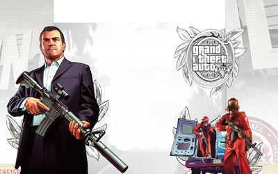 Grand Theft Auto V [12] wallpaper