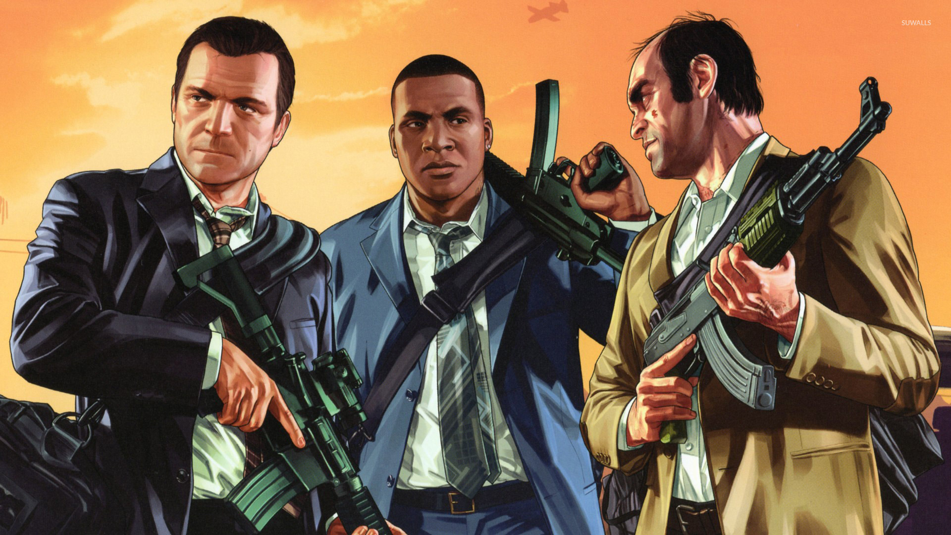 Grand Theft Auto V 10 Wallpaper Game Wallpapers 31035