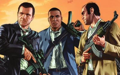 Grand Theft Auto V [10] wallpaper