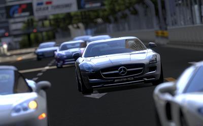 Grand Turismo 5 wallpaper