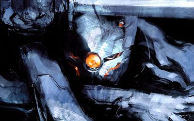 Gray Fox - Metal Gear Solid wallpaper