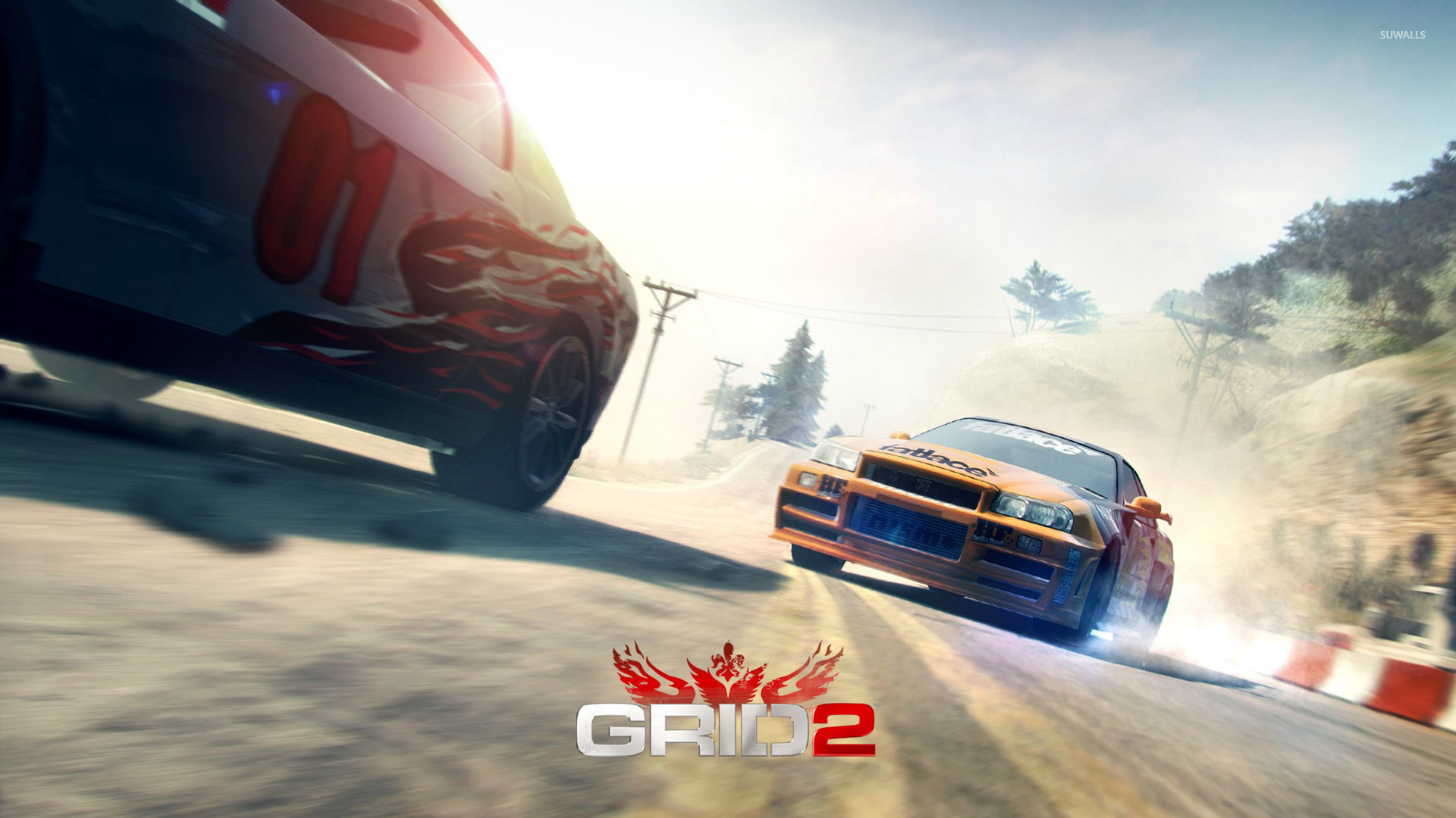 Grid game Wallpapers Pictures