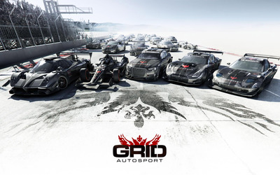 GRID Autosport [5] wallpaper