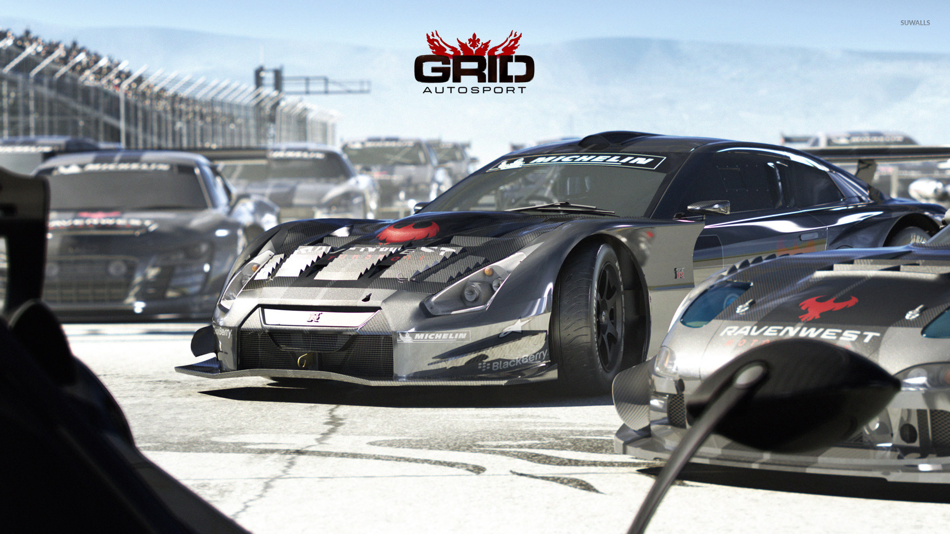 GRID Autosport [4] wallpaper - Game wallpapers - #31247
