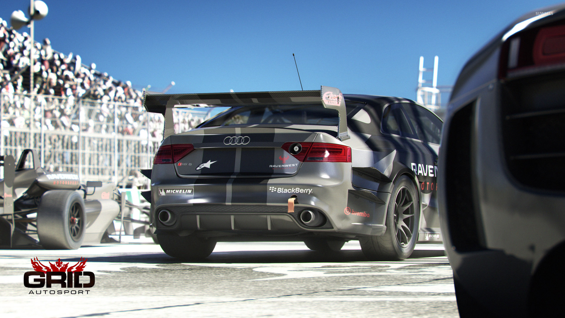 GRID Autosport [15] wallpaper - Game wallpapers - #31249