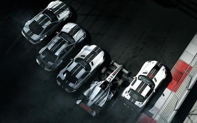 GRID Autosport Black Edition wallpaper