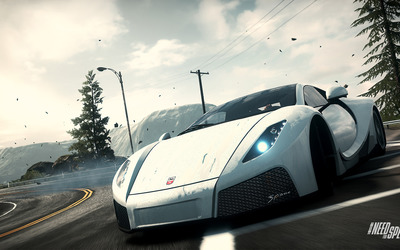 GTA Spano - Need for Speed: Rivals wallpaper