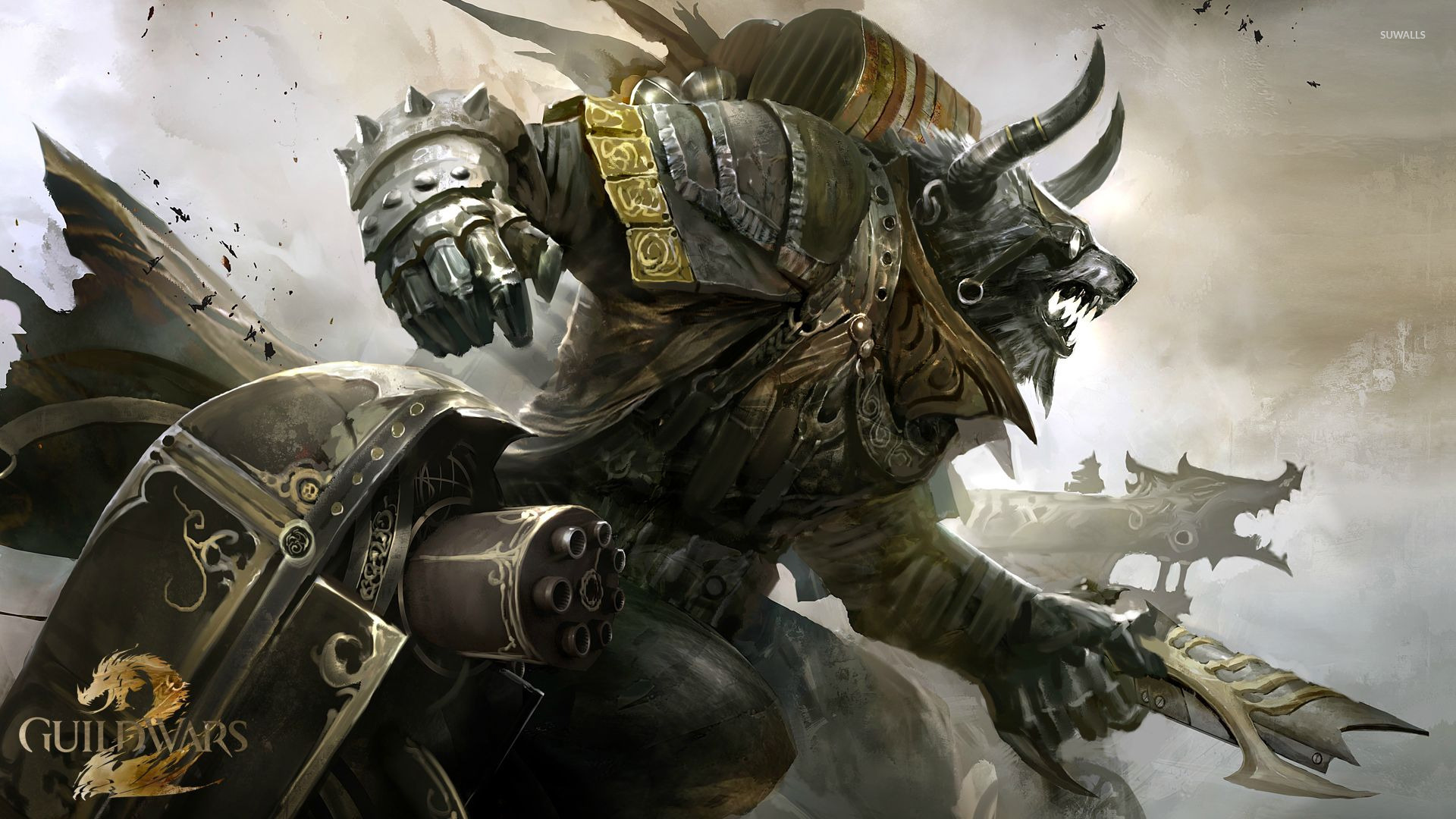 Guild Wars 2 4 Wallpaper Game Wallpapers 15522
