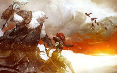Guild Wars 2 [15] wallpaper