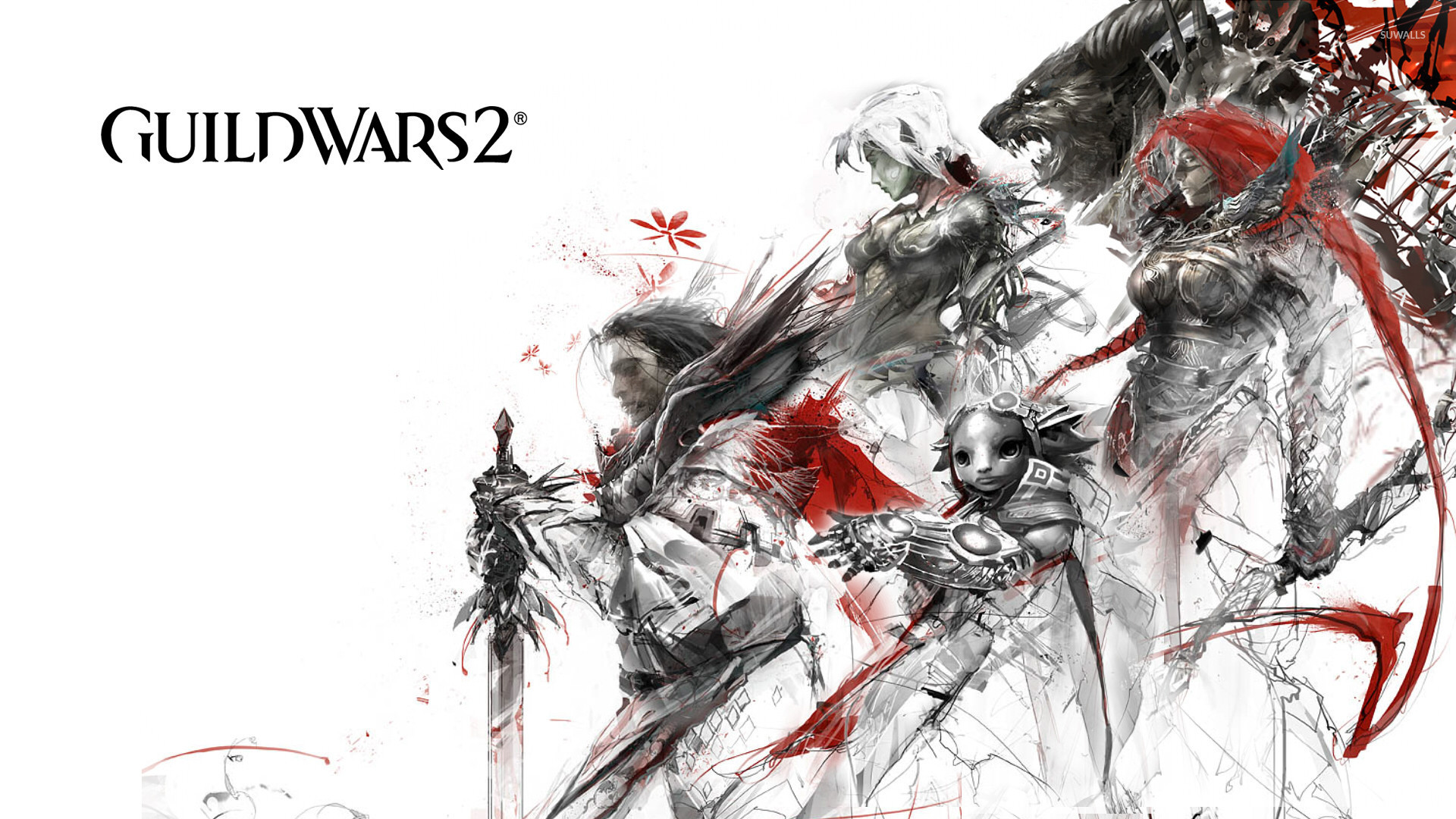 Hd Guild Wars 2 Wallpaper 84 Images