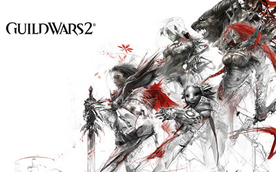 Guild Wars 2 [8] wallpaper