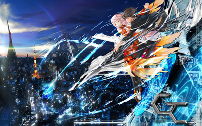 Guilty Crown [2] wallpaper