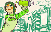 Gum - Jet Set Radio wallpaper 1920x1080 jpg