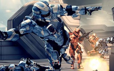 Halo 4 [11] wallpaper