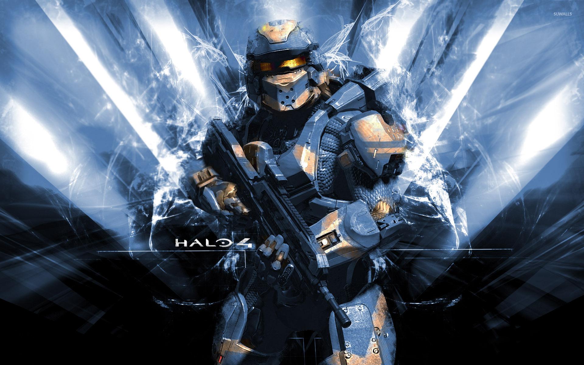 Halo Wallpaper HD 4K - WallpaperSafari