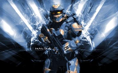 Halo 4 [15] wallpaper