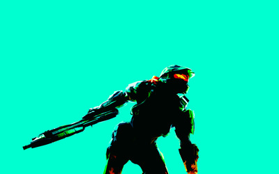 Halo 4 [24] wallpaper