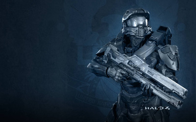 Halo 4 [13] wallpaper