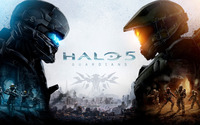 Halo 5: Guardians [3] wallpaper 2880x1800 jpg